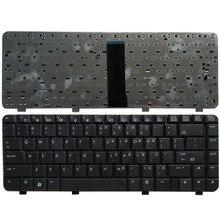 Nowa klawiatura usa dla HP 6520S 6720S 540 550 czarny klawiatura laptopa