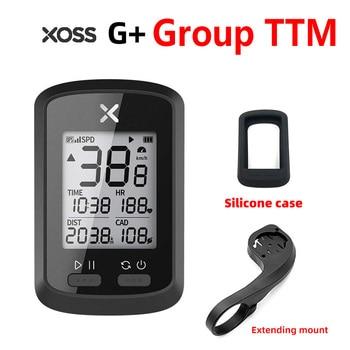 XOSS GPS Cycling Computer G Wireless  Speedometer Bluetooth Cycle Tracker Waterproof Road Bike MTB Bicycle Odometer 11