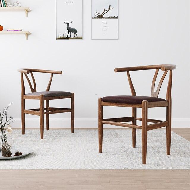Nordic Modern Minimalist Dining Chair  2