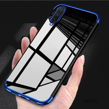 Electroplated Case For Xiaomi Mi Cc9  a3 Silicone Shockproof Metallic Back Cover Cc9E lite E