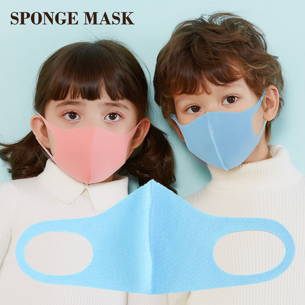 1 Pcs Sponge Mask Practical Disposable Mouth Masks Adult Anti Haze Mask Anti-Dust Mouth Masks Windproof Mouth Face Masks