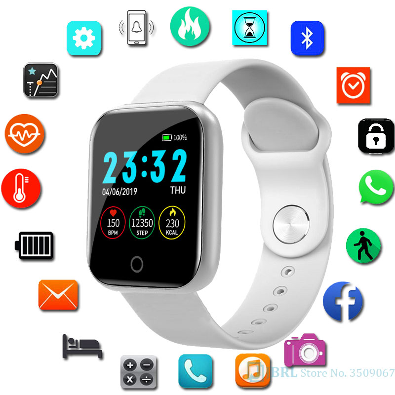 Fashion Sport Watch Children Kids Watches For Girls Boys Wrist Watch Student Clock Electronic LED Digital Child Wristwatch Hours
