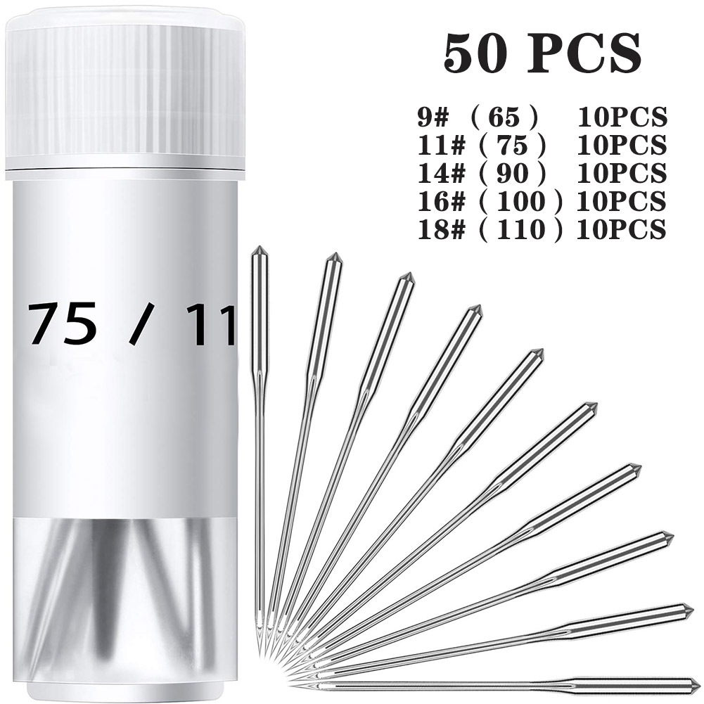 5//Pkg Machine Needles Size 16//100