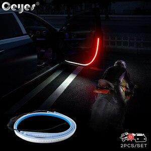 Ceyes Автомобильный аварийный светильник, универсальный, для открывания двери автомобиля, предупреждающий светильник, Сигнал s, автомобильны...