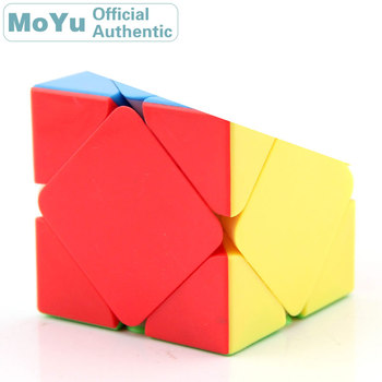 MoYu MoFangJiaoShi Skewed Magic Cube Cubo Magico Professional Neo Speed Cube Puzzle Antistress Toys For Children shengshou brand 5x5x5 magic cube professional speed magic cube children educational toys magico cubo rubic cube