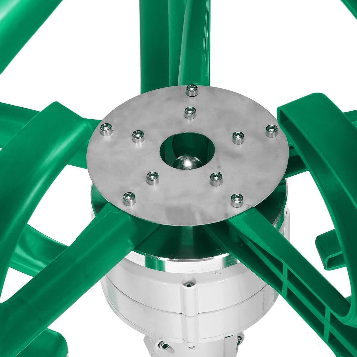 gerador lanterna 10 laminas motor kit turbinas 05