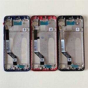 "Image 3 - Original M & Sen กรอบ LCD 6.3 ""สำหรับ Xiaomi Redmi หมายเหตุ 7 Redmi Note7 Pro หน้าจอ LCD + touch Screen Digitizer กรอบ"