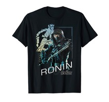 Avengers Endgame Ronin Shattered Logo Graphic T Shirt Black Cotton S-3Xl Unisex Loose Fit Tee Shirt(China)