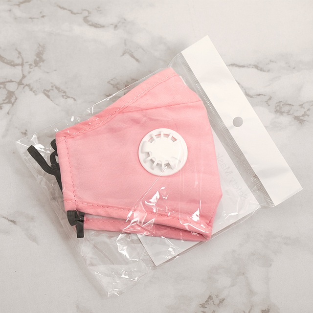 New Anti Pollution PM2.5 Mask Dust Respirator Washable Reusable Masks Cotton Unisex Mouth Muffle Allergy/Asthma/Travel/ Cycling 4