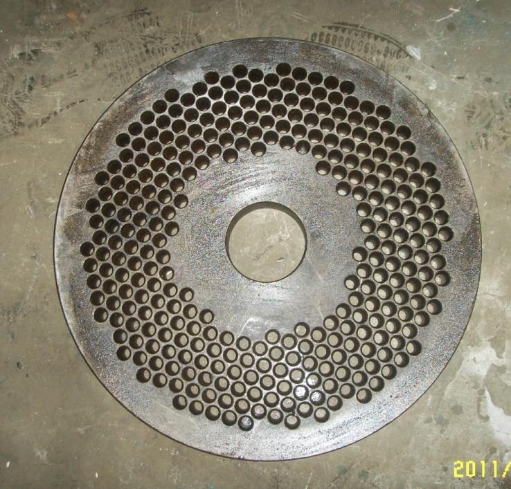 6 Mm Diameter Matrix Die Of KL400 KL400C Pellet Mill Machine Free Shipping To Door