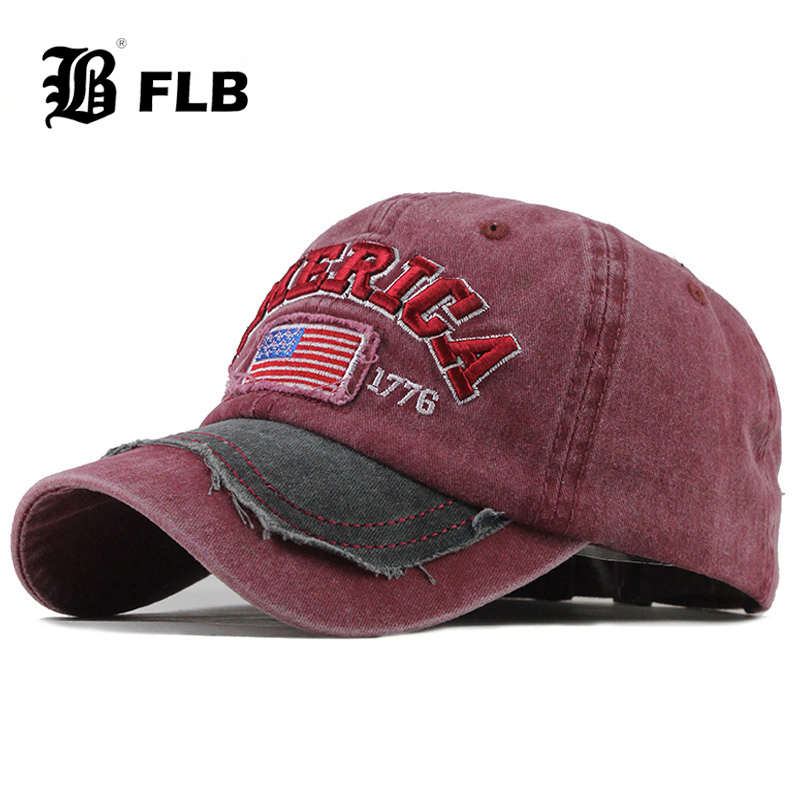 [FLB] New Baseball Caps For Men Cap Streetwear Style Women Hat Snapback Embroidery Casual Cap Casquette Dad Hat Hip Hop Cap F315