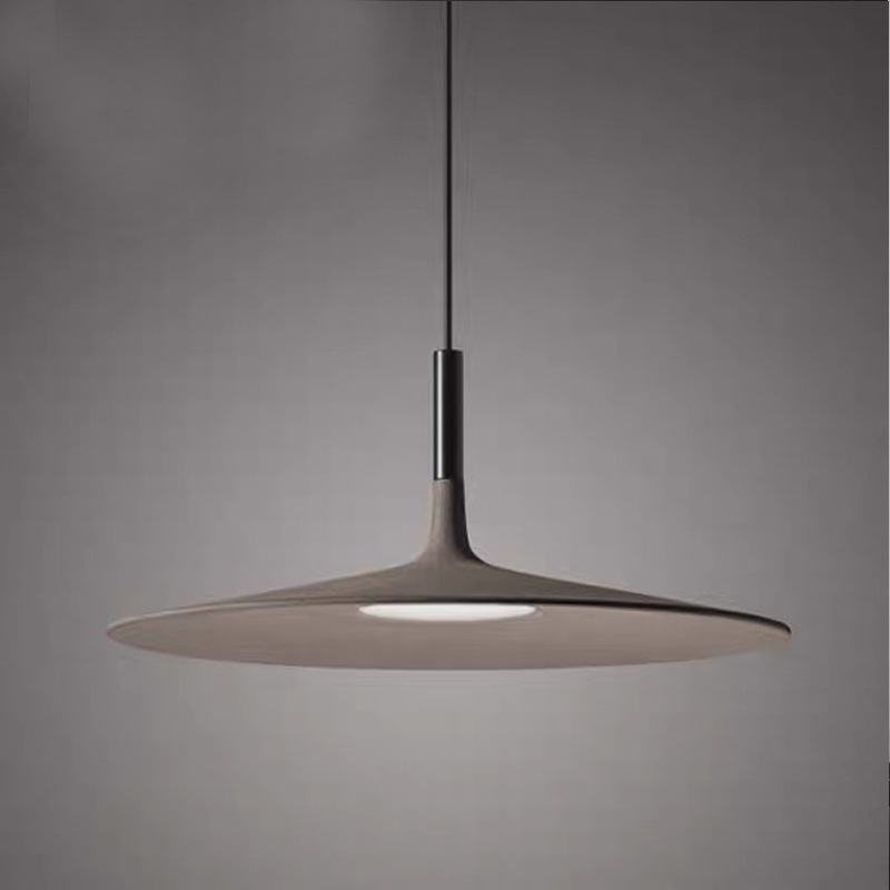 Nordic Loft Industry Pendant Lamp Imitate Cement Led Chandelier Dining Room Kitchen Hanging Lamp Minimalist Iron Indoor Lighting