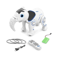 Wireless Elephant Robot Interactive Children Toys Singing/Da