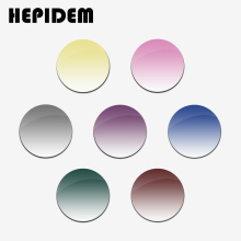 1.56 1.61 1.67( 8.00~+8.00)Tinted Dyeing Prescription CR 39 Resin Optical Glasses Lenses Myopia Hyperopia Mirror Sunglasses Lens