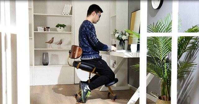 Computer Body Kneeling Chair Furniture  5