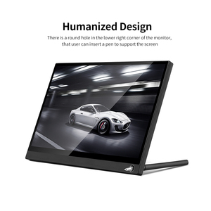 Image 2 - Arealer Touch Screen Portable Monitor 12.5 LED Monitor HD 1080P Expansion Screen Portable Monitor for Switch/PS4/XBOX ONE/PC