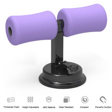 Nieuwe Sit Up Assistent Enkel Ondersteuning Abdominale Core Workout Fitness Sit Ups Bar Draagbare Situp Zuig Home Gym Dropshipping