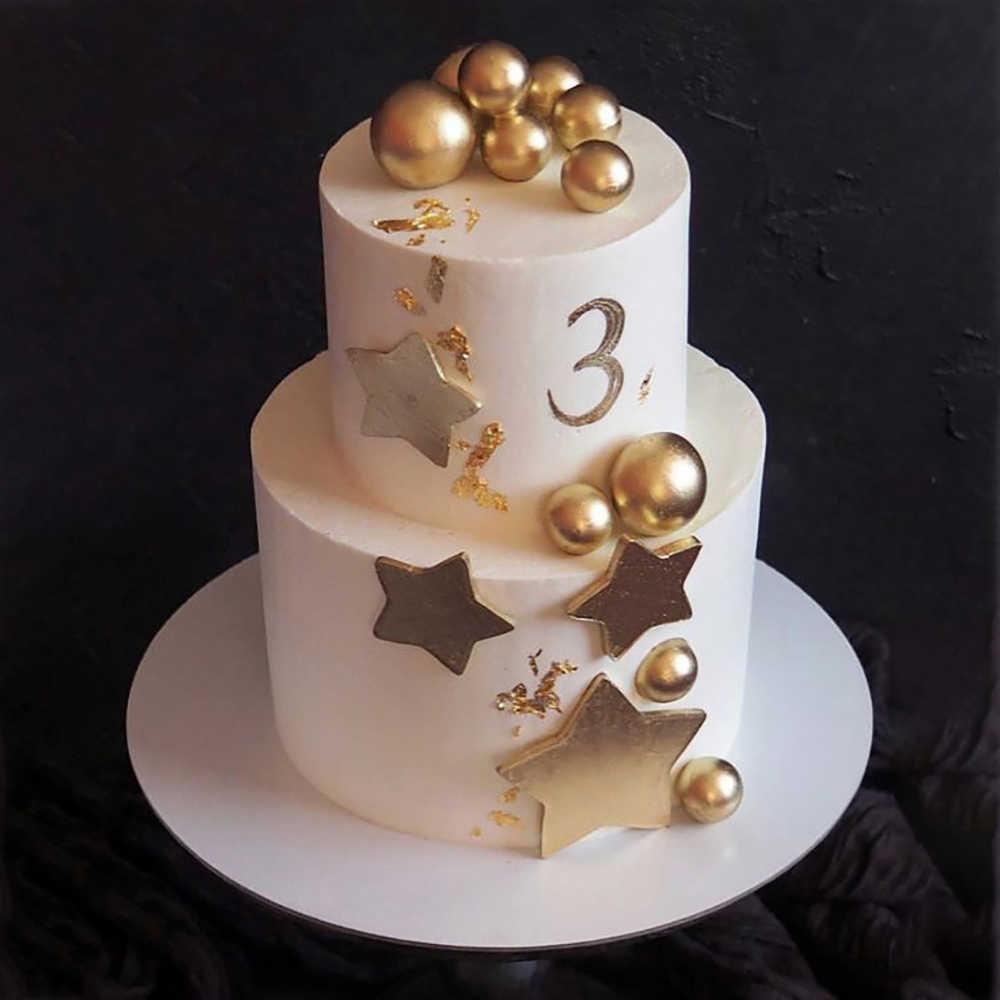 1Pcs เค้ก Dummy การสร้างแบบจำลองโฟมโพลีสไตรีนโฟมหัตถกรรมน้ำตาล DIY คริสต์มาสงานแต่งงานตกแต่งอุปกรณ์เสริม