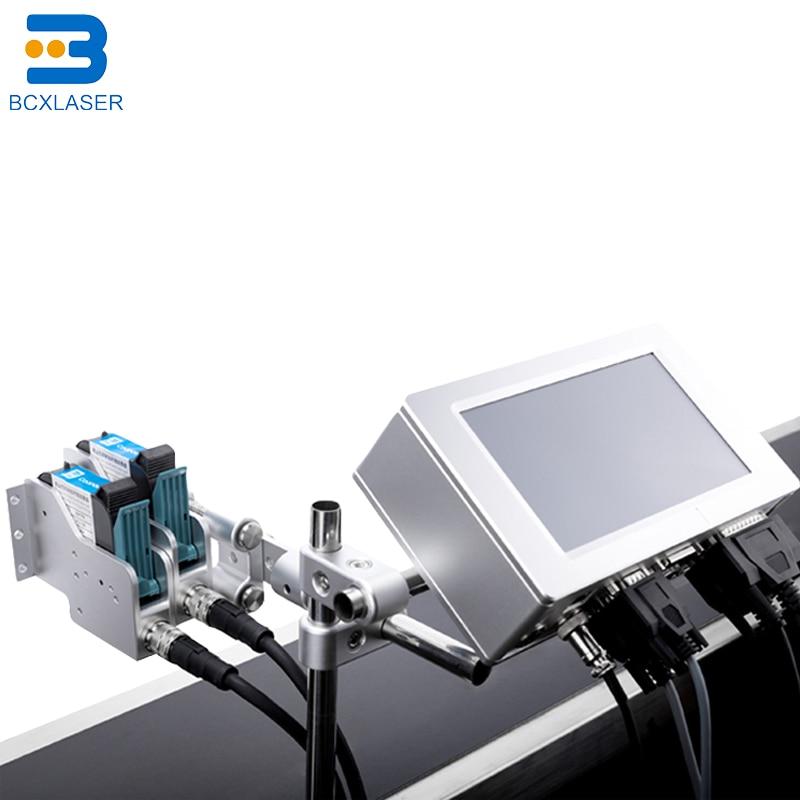 Handheld Portable Printer Date Codes Inkjet Printer For Egg Colour TIJ Printer Ink Price