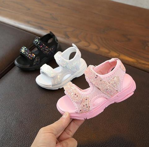 sandalias infantis diversas sapatos macios para meninas e