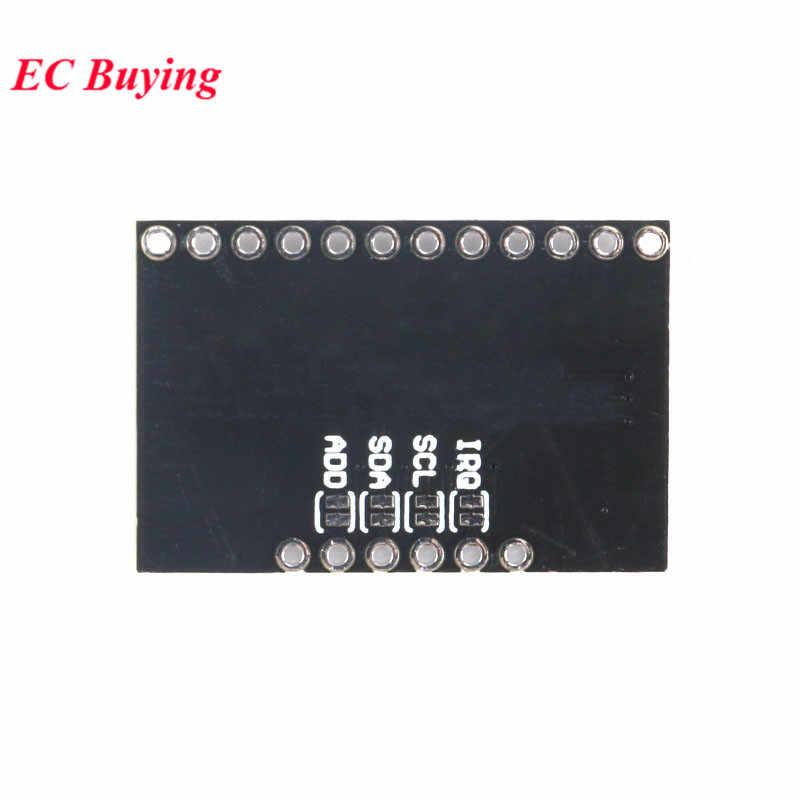 MPR121 V12 pojemnościowy czujnik dotykowy moduł kontroler Breakout I2C interfejs iic klawiatura cyfrowa płytka rozwojowa dla Arduino