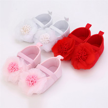 Newborn Baby Shoes Spring Autumn 0-1 Year Old Girls Princess