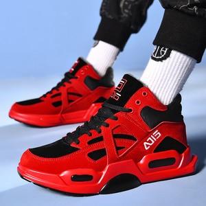 Image 1 - ผู้ชายรองเท้าสบายๆ2019ฤดูหนาวผู้ชายฤดูหนาวรองเท้าบูทรองเท้าอุ่นรองเท้าบู๊ตหิมะรองเท้าสำหรับชายรองเท้าmens Winterรองเท้าผ้าใบ