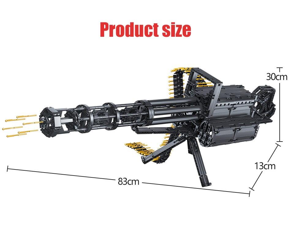 emissão blocos de construção arma tijolos technicial