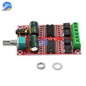 Image 3 - YDA138 E 증폭기 보드 클래스 D 2*20W 디지털 HIFI 스테레오 파워 앰프 사운드 보드 서브 우퍼 DIY 키트 XH M531
