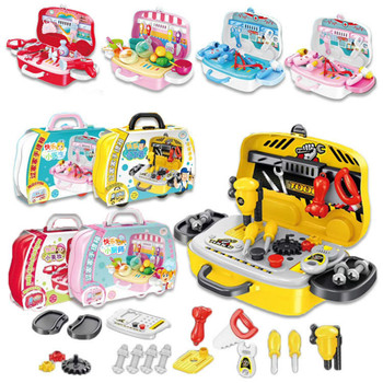 Children's family kitchen toy boys and girls cooking simulation family toy baby kitchenware set children s family kitchen toy boys and girls cooking simulation family toy baby kitchenware set