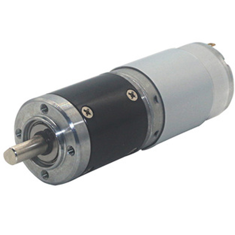 Micro 12V DC Planetary Gear <font><b>Motor</b></font> 330RPM High Torque Adjustable Speed And Reversible Long Life Metal Gears Low Noise 12V <font><b>Motor</b></font> image