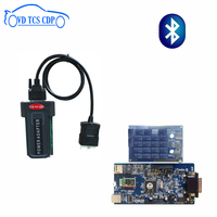 3pc/lot DHL free ship! Black vd tcs cdp pro with Bluetooth 2016R0 have keygen scan for autocoms cars trucks obd2 diagnostic tool