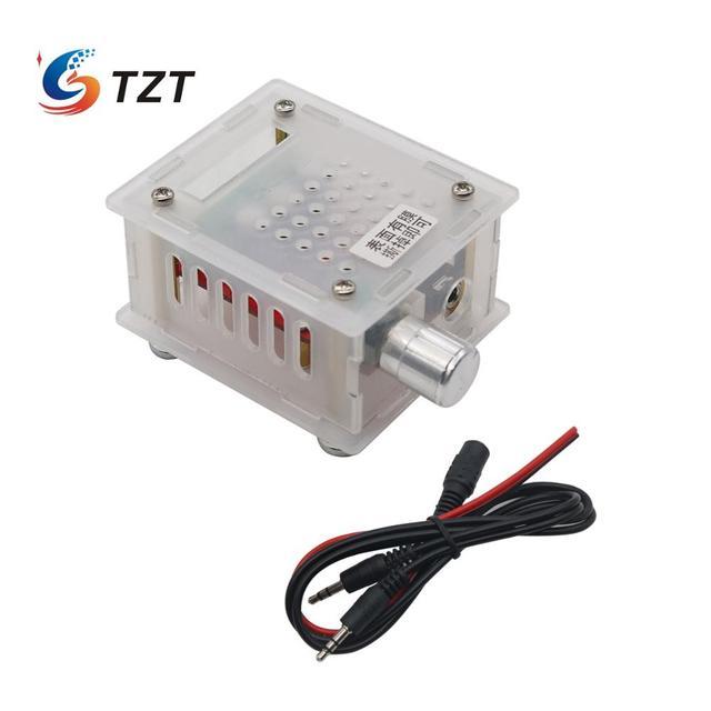 TZT YDA138 E ses amplifikatör kurulu 8W + 8W HIFI çift kanal Stereo dijital amplifikatör kurulu DC12V YAMAHA