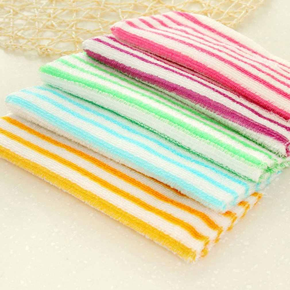 Kitchen Cleaning Rag Dish Towel Microfiber Dish Cloth Car Wash Glass Cleaning Cloth Highly Absorbent