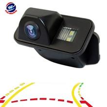 Автомобильная динамическая траектория заднего вида, камера заднего вида для Toyota Corolla Auris Avensis T25 T27, автомобильная парковочная камера