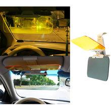 Антибликовые очки автомобильный солнцезащитный козырек с зажимом