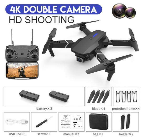 DualCamera 4K 2B Bl