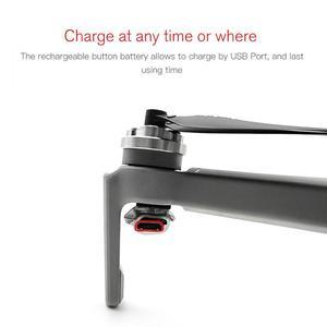 Image 4 - Mavic Mini Seven Color LED Lights Night Flying Kit Chargeable Battery For DJI Mavic Mini Drone Expansion Accessories