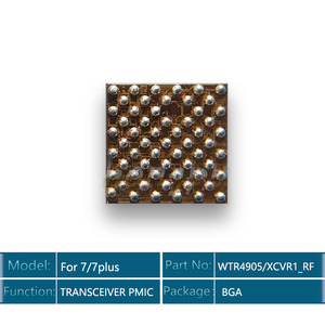 Image 3 - 5 шт./лот WTR4905 1VV/xcvr1 _ rf для iPhone 7/7plus/7plus Промежуточная частота IF Multimode LTE трансивер