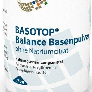 Basotop Balance Base Powder Sodium Free 750g Minerlien Powder
