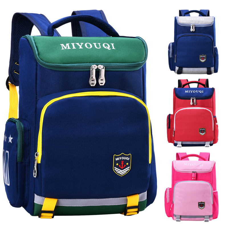 Children School Bags Boys Girls Kids Orthopedic School Backpacks Kids Schoolbags Waterproof Backpacks Primary School Back Pack