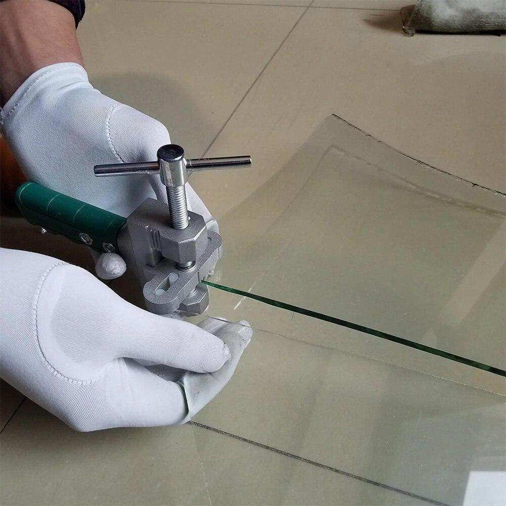 Glass Tile Opener Hand-Held Large Wheel Multi-Function Durable Roller Cutter TN88