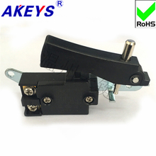 цены 1PCS Dongcheng 65 75 85 General Electric pickaxe Switch 95 Electric pickaxe Repair Equipment Switch Electric Tool Switch