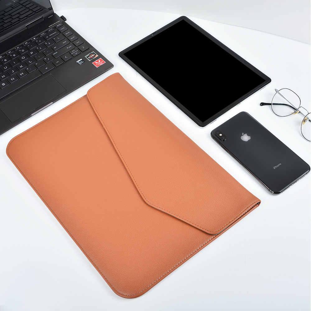 Bolsa para tableta portátil para Macbook Air Pro Retina 11 12 13 14 15 15,6 pulgadas funda para portátil Tablet funda para Xiaomi IPAD HP Dell Asus