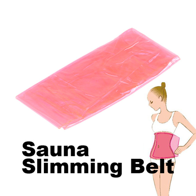 Beauty Sauna Firm Slimming Belt Waist Wrap Shaper Tummy Belly Burn Fat Lose Weight Slim Trimmer Shaper Waist Trainer Belt M2 2