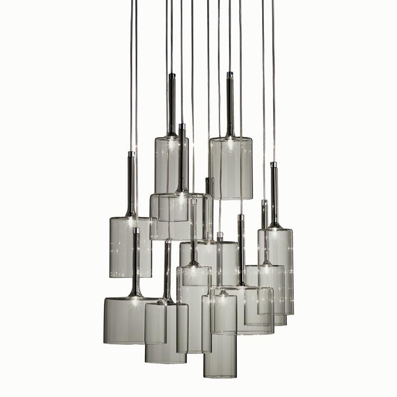 Spillray SP3 3 Suspension Light By Manuel Vivian By AXO Light Dining Room Restaurant Glass Pendant Lamp Lighting Factory Price