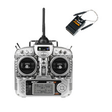 WFLY 4096 2.4Ghz WFT09SII 9ch RC Radio Transmitter Z Best Signal Strength For RC Jet Planes