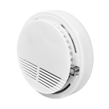 Sensor Ce for Home Office Security Photoelectric Smoke-Alarm Detector Independent 5pcs