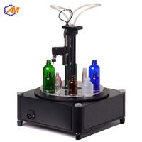Automatic Bottle Perfume Filling Machine Liquid Oil Glass Plastic Bottles for low price