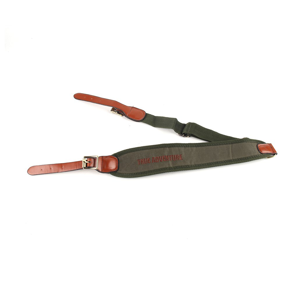 Outdoor Tactical Gun Sling Comfortable Shoulder Strap Widen Sling Adjustable Belt For Hunting Shooting Gun Accessories